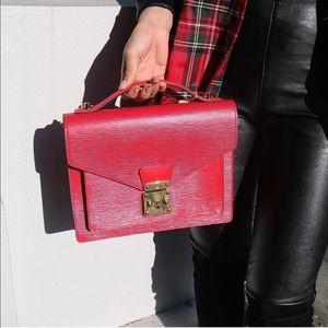 Louis Vuitton Epi monceau 28